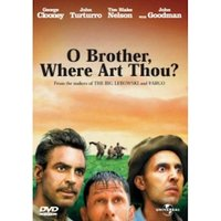 O Brother Where Art Thou DVD