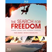 The Search for Freedom Blu-ray