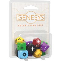 Genesys Roleplaying Dice Pack Board Game
