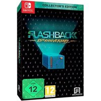 Flashback 25th Anniversary Collector's Edition Nintendo Switch Game
