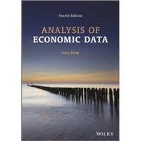 Analysis of Economic Data by Gary Koop (Paperback, 2013)