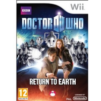 Doctor Who Return to Earth Game