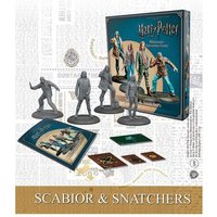 Harry Potter Miniatures Adventure Game Scabior and Snatchers Expansion