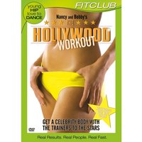 Nancy And Bobby's The Hollywood Workout DVD