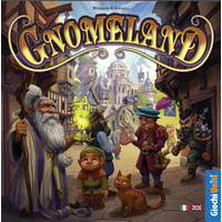 Gnomeland Board Game