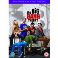 Big Bang Theory Complete Third Series 3 DVD