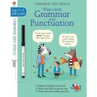 Wipe-Clean Grammar & Punctuation 7-8
