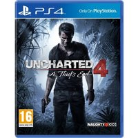 Ex-Display Uncharted 4 A Thief's End PS4 Game