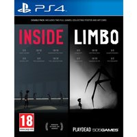 Inside & Limbo Double Pack PS4 Game