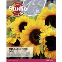 Studio AQA GCSE French Higher Student Book by Clive Bell, Anneli McLachlan, Gill Ramage (Paperback, 2016)