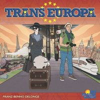 TransEuropa (English 3rd Edition)