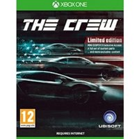 The Crew Limited Edition Xbox One Game