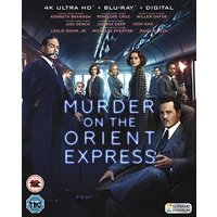 Murder on the Orient Express 4K UHD Blu-ray