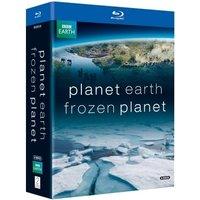 Frozen Planet Planet Earth Double Pack Blu-ray