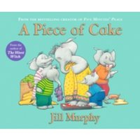 A Piece of Cake (Large Family) Paperback