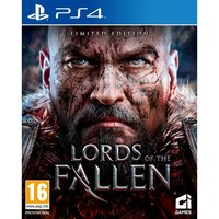 Lords of the Fallen Limited Edition PS4 Game