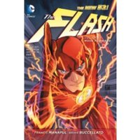 The Flash Volume 1 Move Forward TP The New 52