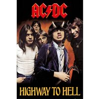 AC/DC Highway to Hell Maxi Poster