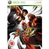 Ex-Display Street Fighter IV 4 Game