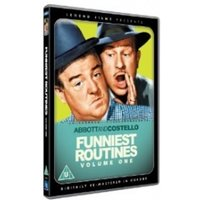 Abbott And Costello - Funniest Routines Vol.1