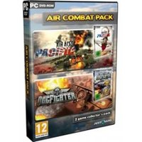 Air Combat Pack Dogfighter and Air Aces Pacific Game