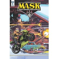 M.A.S.K. Mobile Armored Strike Kommand: Volume 1: Mobilize