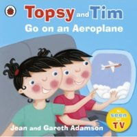Image of Topsy and Tim: Go on an Aeroplane by Jean Adamson (Paperback, 2009)