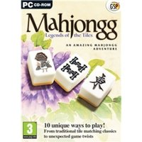 Mahjongg Legend Of The Tiles Game