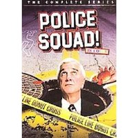 Police Squad The Complete Series DVD