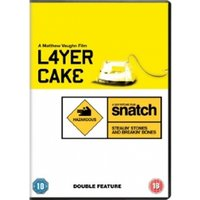 Layer Cake  Snatch Double Pack DVD
