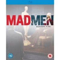 Mad Men Complete Series 5 Blu-ray