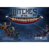 Witches of the Revolution Board Game