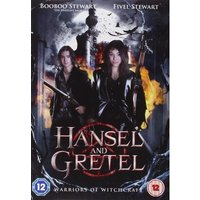Hansel and Gretel Warriors of Witchcraft DVD