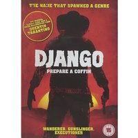 Django, Prepare A Coffin DVD