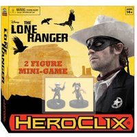 Disney The Lone Ranger Heroclix Mini Game