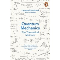 Quantum Mechanics: The Theoretical Minimum by Leonard Susskind, Art Friedman (Paperback, 2015)