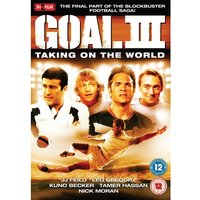 Goal! 3 - Taking On The World DVD