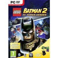 Lego Batman 2 DC Super Heroes Limited Edition With Lex Luthor Toy Game