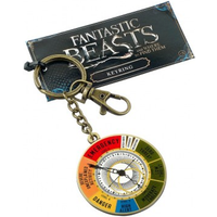 Magical Dial Keyring