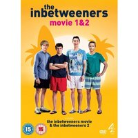 Inbetweeners Movie 1 & 2 DVD