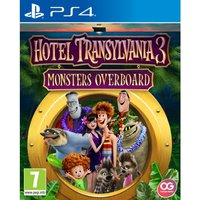 Hotel Transylvania 3 Monsters Overboard PS4 Game