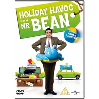 Mr Bean: Holiday Havoc DVD