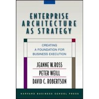 Enterprise Architecture As Strategy : Creating a Foundation for Business Execution