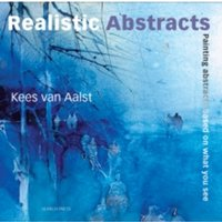 Realistic Abstracts : Painting Abstracts Based on What You See