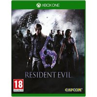 Resident Evil 6 Xbox One Game
