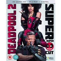 'Deadpool 2 4k Uhd Blu-ray