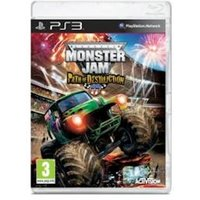 Monster Jam Path Of Destruction Game
