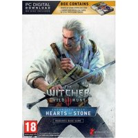 The Witcher 3 Wild Hunt Hearts of Stone Limited Edition with Gwent Cards PC Game