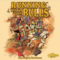 Running with the Bulls Board Game