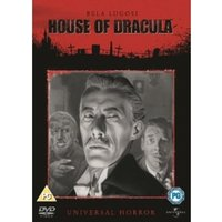 House Of Dracula DVD